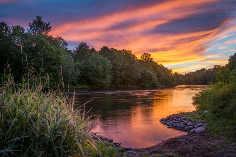 Phillpsburg lake shot outdoor