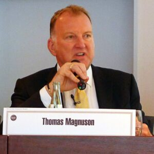 Tom Magnuson Speaking